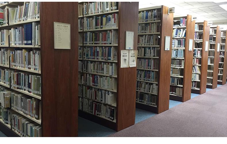 图书馆PVC地板