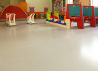 【江苏】南京第三幼儿园PVC地板