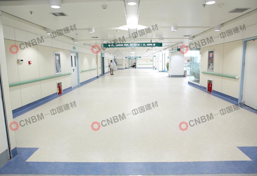【广西】医科大学附一院PVC地板