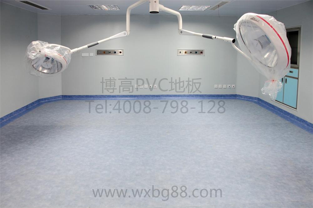 【安徽】合肥三院PVC地板