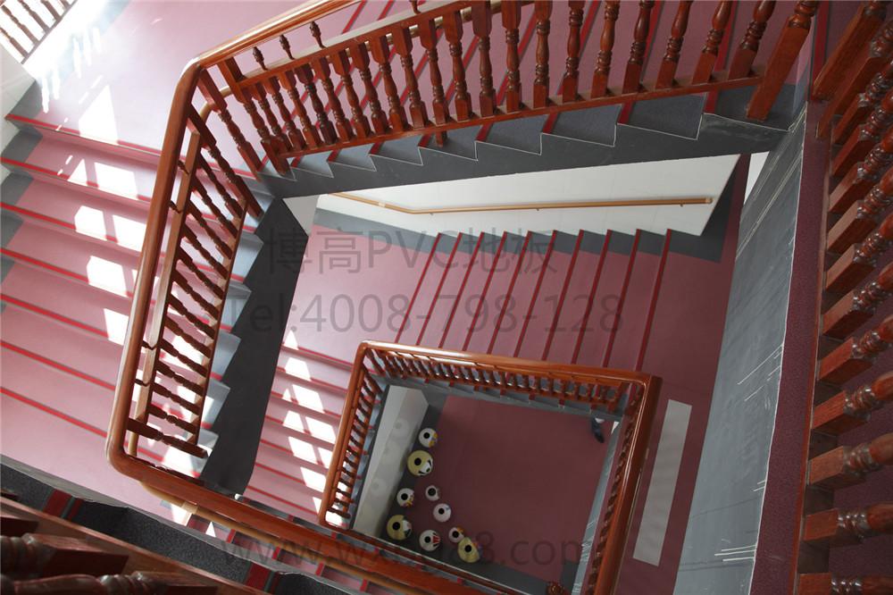 【山东】东一幼儿园PVC地板