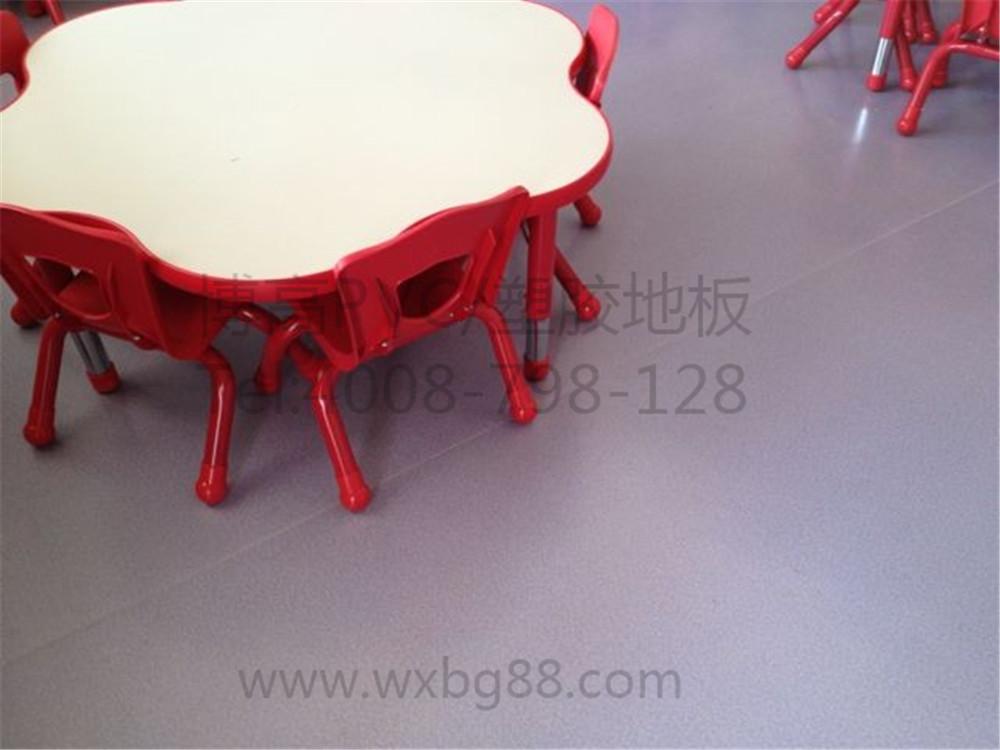 【江苏】宜兴艺术幼儿园PVC地板