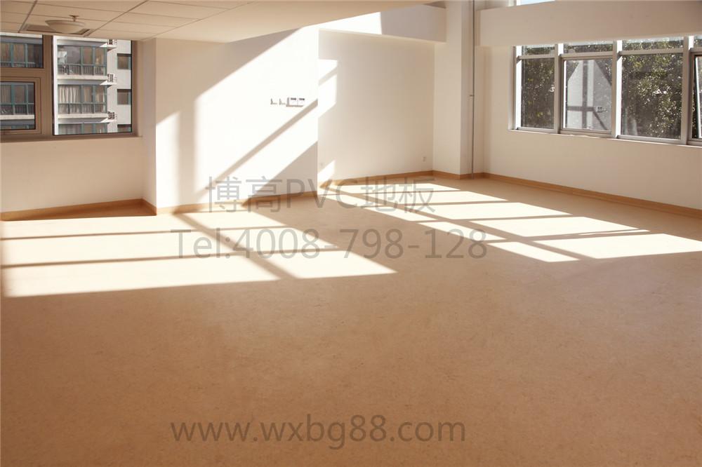 【北京】第一福利院PVC塑胶地板