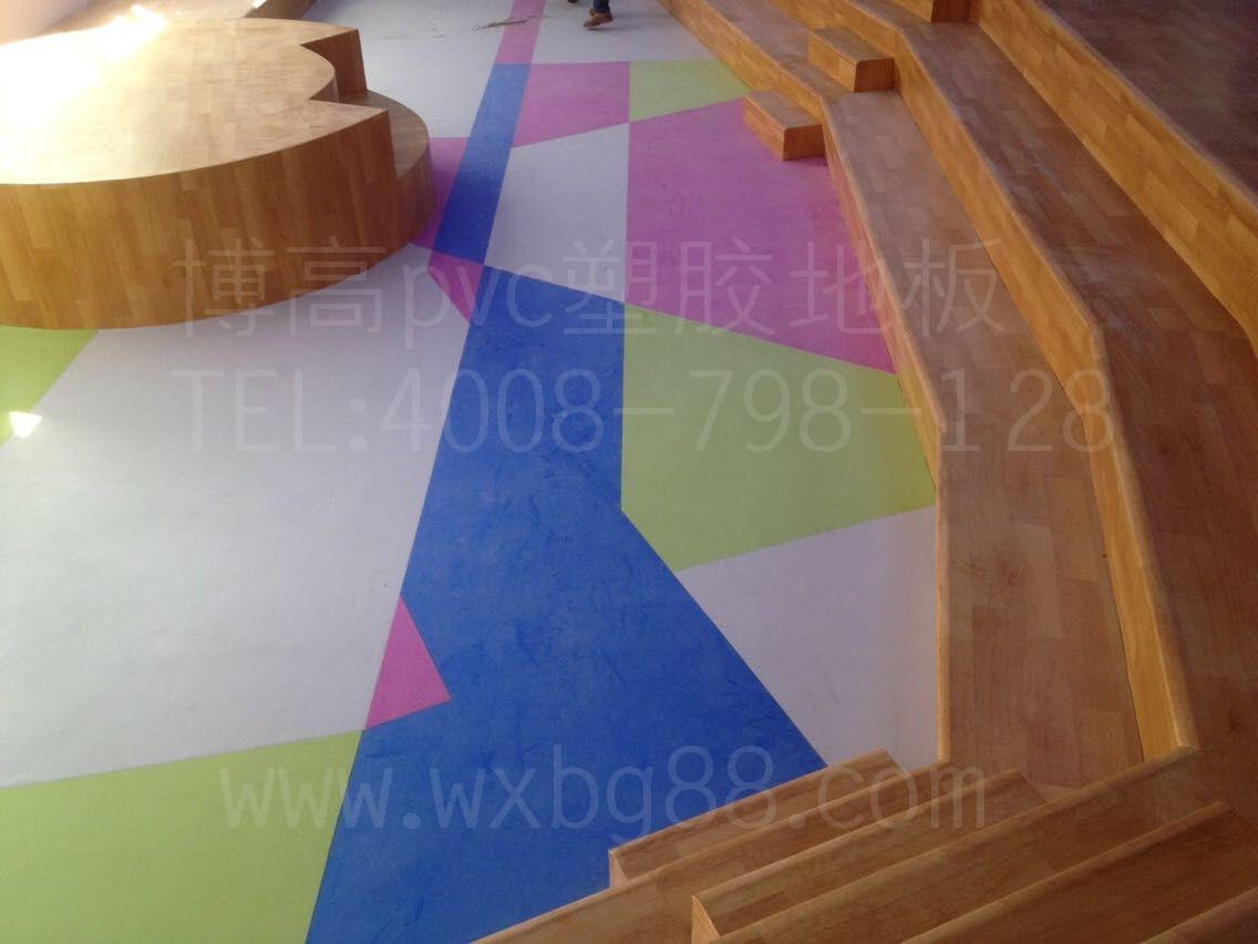 【无锡】贝贝帕克童装店PVC地板