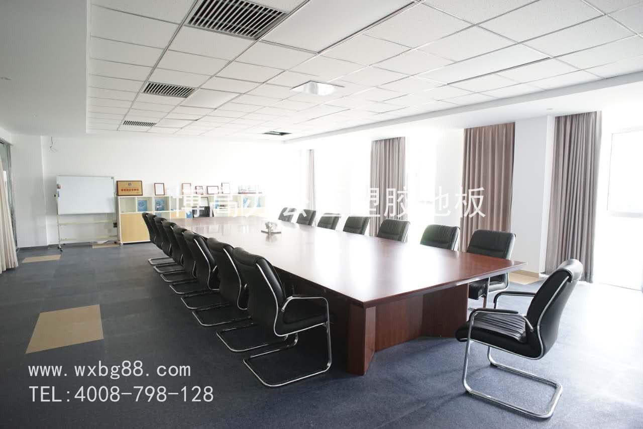 【天津】博威动力设备办公室地板