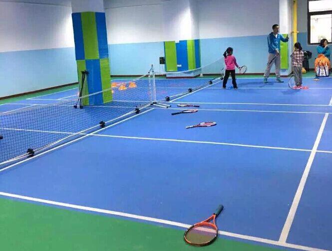 【上海】网球馆运动地胶