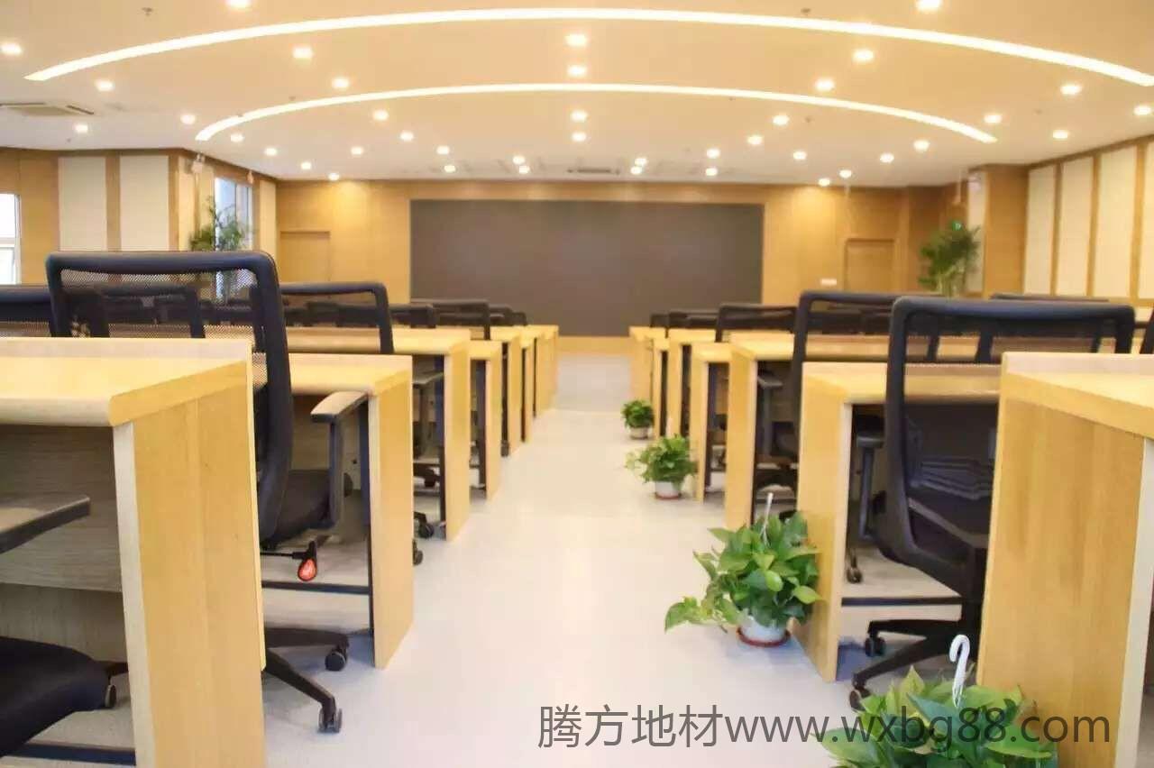 【江苏】无锡格局商学院PVC地板