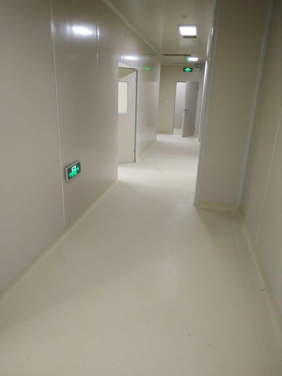 【江苏】中医院同透PVC地板