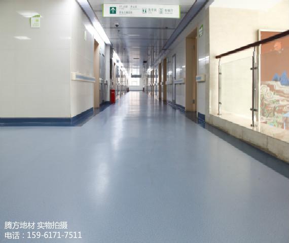 医疗环境选用PVC地板的理由