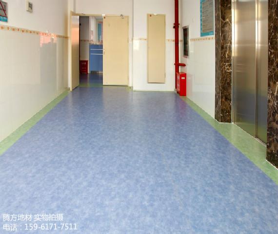 PVC塑胶地板是医院的首选地材