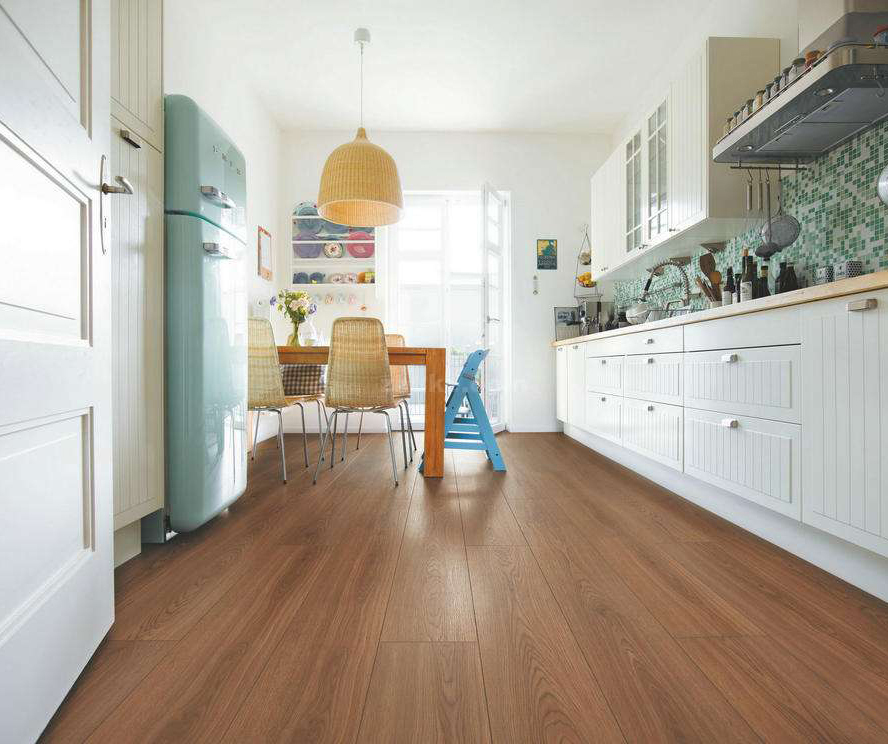 腾方PVC锁扣地板,家装的流行趋势