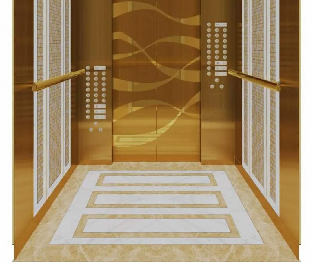 电梯内如何安装PVC地板