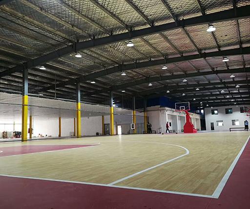 篮球场运动地板切勿贪小便宜