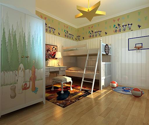 家装PVC儿童地板