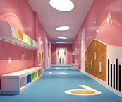 幼儿园PVC地板色彩的选择竟然对孩子影响这么大?