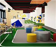 青少年体能训练馆到底适不适用塑胶地板?