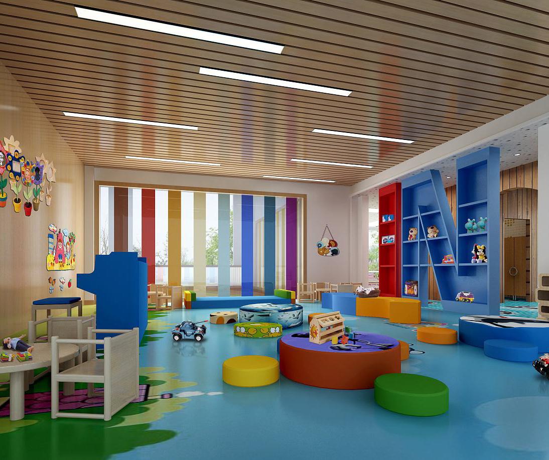 4招教您暑期如何选择幼儿园地胶