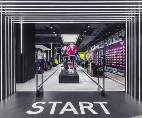 商店PVC地板打造吸睛品牌商店