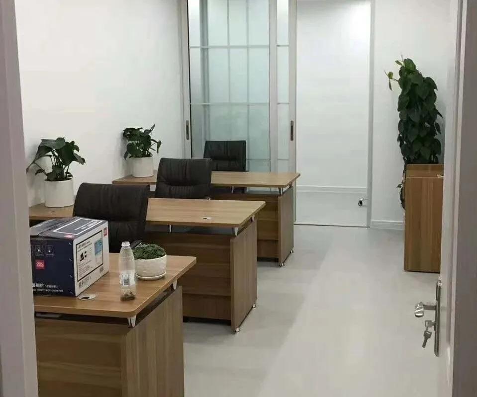 办公室PVC塑胶地板,开启办公新时代!