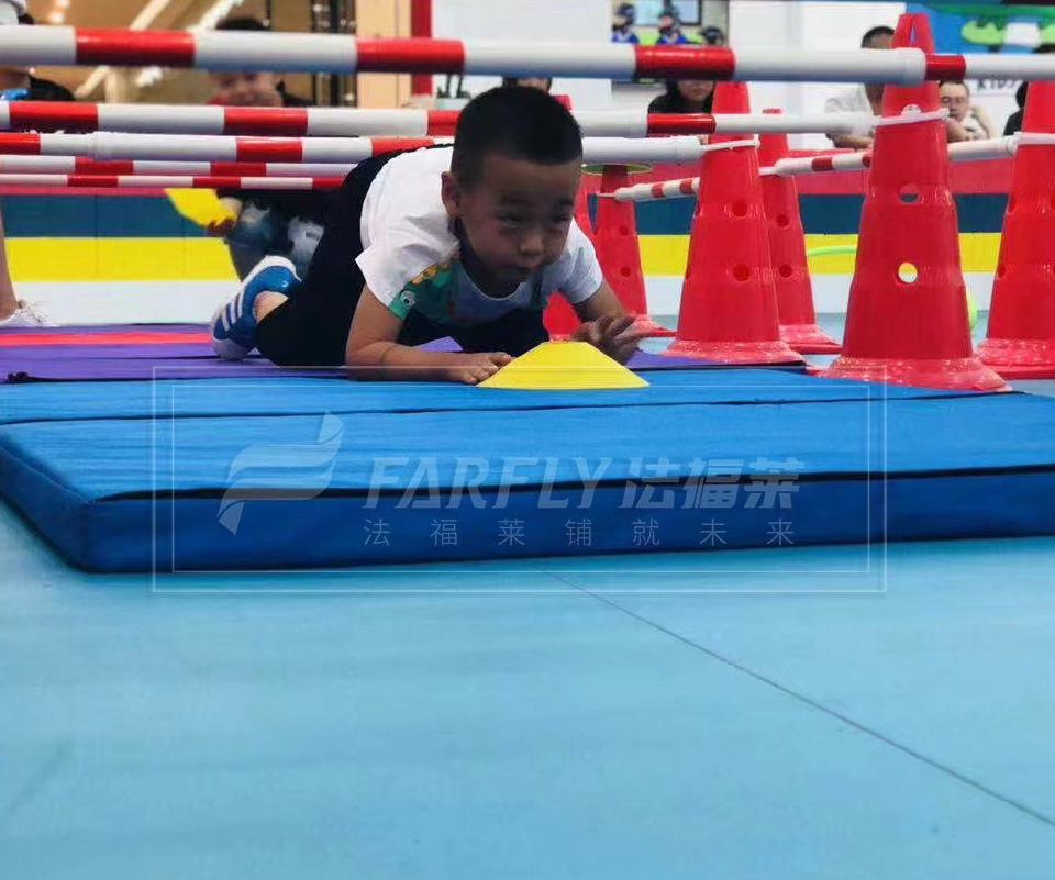 选儿童PVC塑胶地板,什么最重要?
