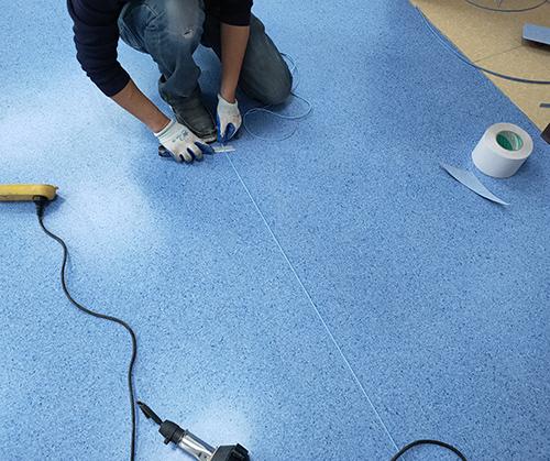 PVC塑胶地板贵不贵?腾方告诉您