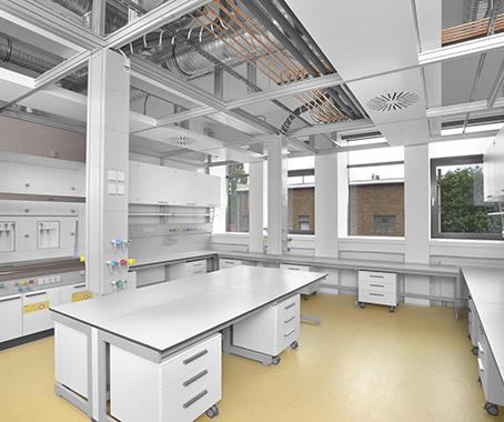 实验室为什么用PVC塑胶地板?