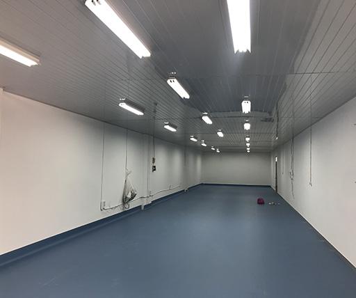 案例 雅鹿响应号召,腾方PVC地板助力抗疫