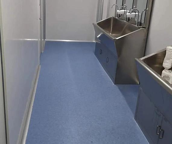 不同的工厂要求,如何选择PVC地胶?