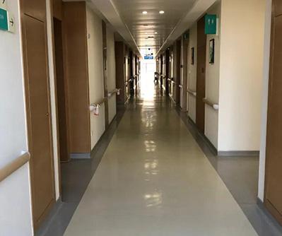 新起之秀——医院PVC塑胶地板怎能不爱?