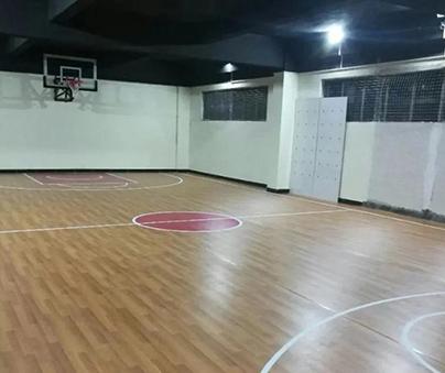 篮球胶地板多少钱?不选贵的只选好的