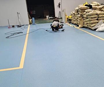 车间耐磨地板效果如何?