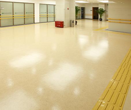 如何选择塑胶地板PVC,看有经验的客户怎么做?