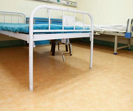 医用pvc塑胶地板厂家,认准产品通过34项检测的无锡腾方
