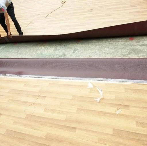 PVC塑胶地板施工验收注意事项!