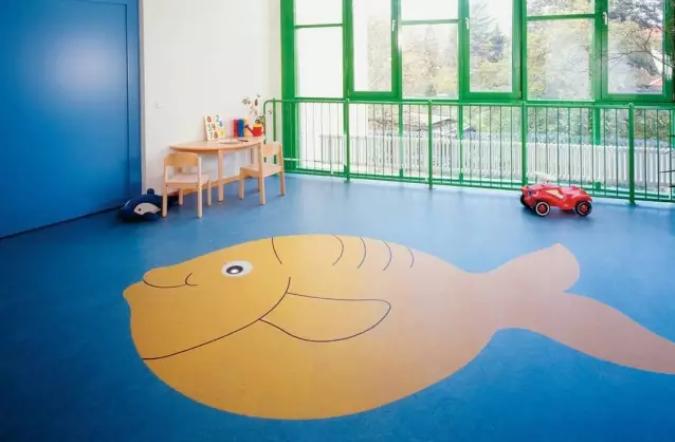 PVC地板是新选择
