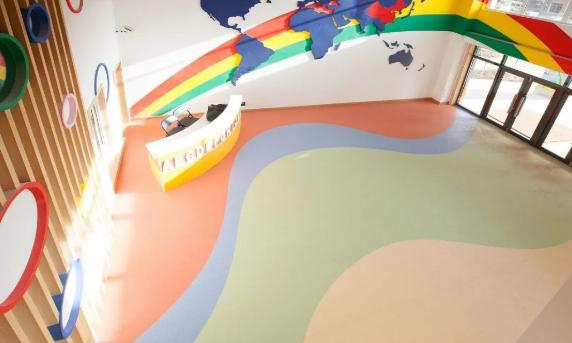 PVC塑胶地板,让你的工程装修没有后顾之忧!