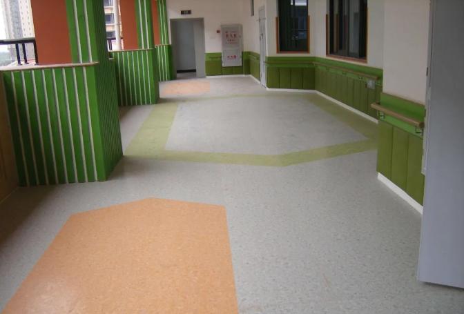 PVC塑胶地板在学校应用中的优势!