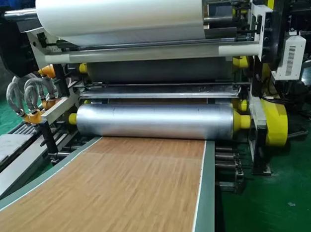 pvc地板生产工艺