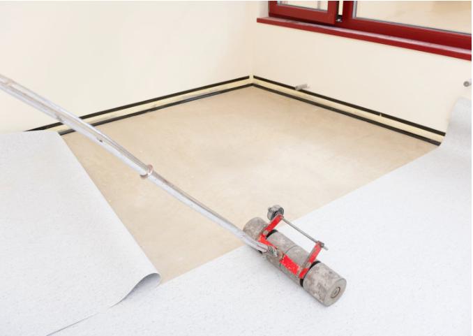 PVC地板为什么会鼓包?