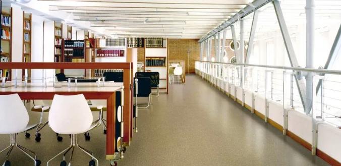 PVC塑胶地板与其它地面材料的对比