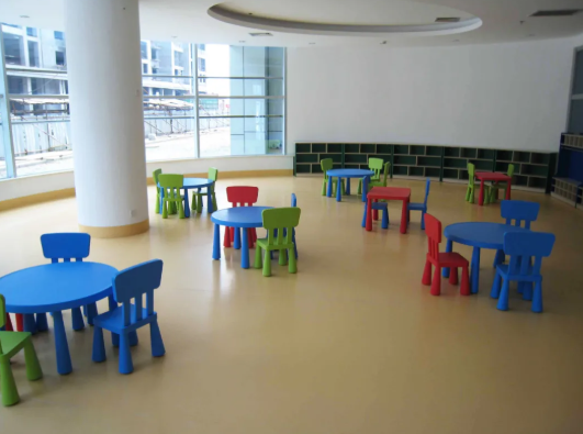 PVC塑胶地板是优秀的地板