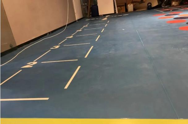 健身房PVC塑胶地板