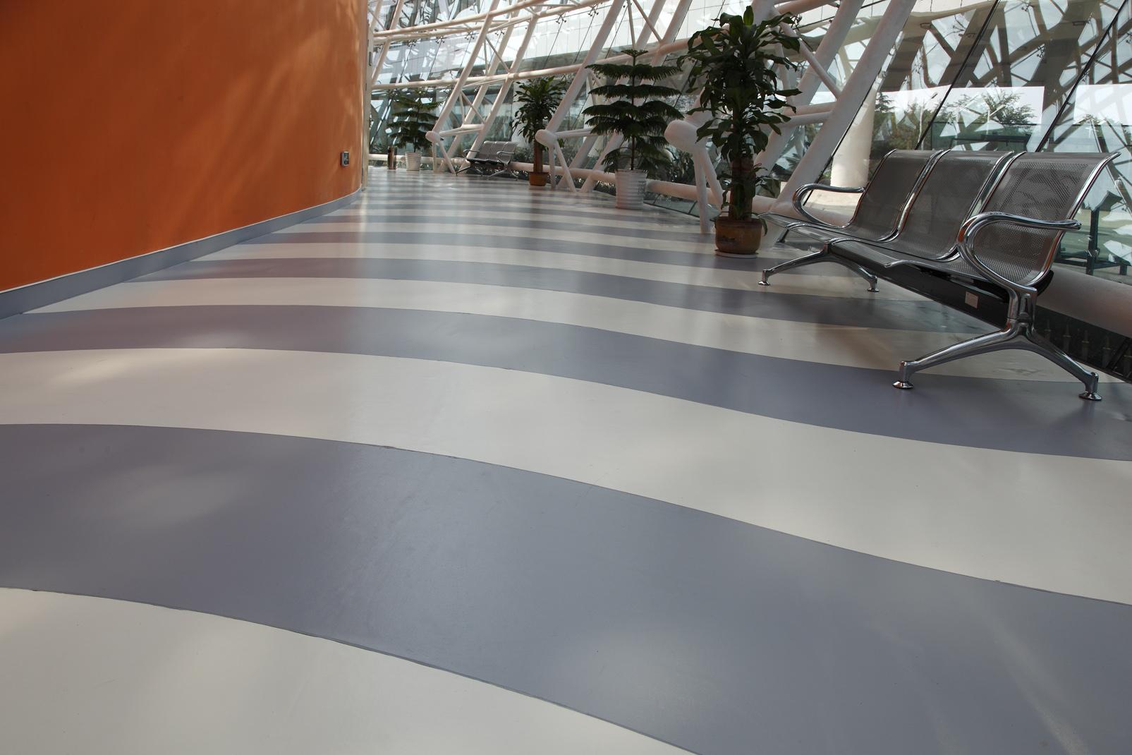 选购PVC塑胶地板时应该避免的几点盲区【腾方PVC地板】