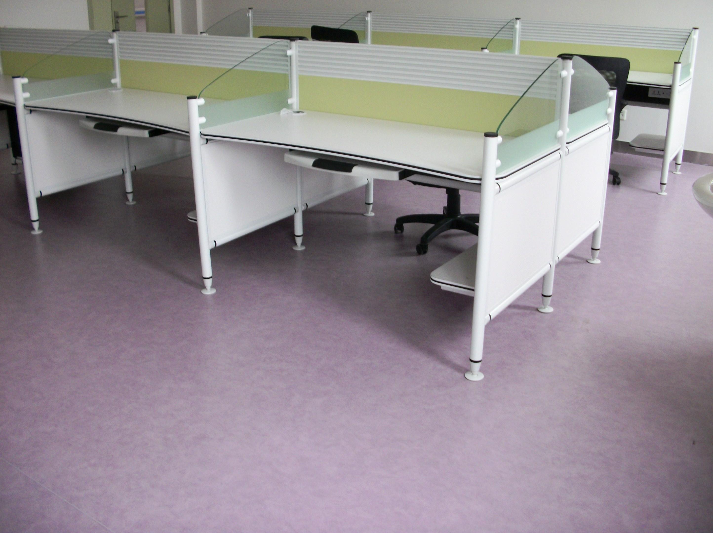 为什么PVC塑胶地板在家装不常见【腾方PVC地板】