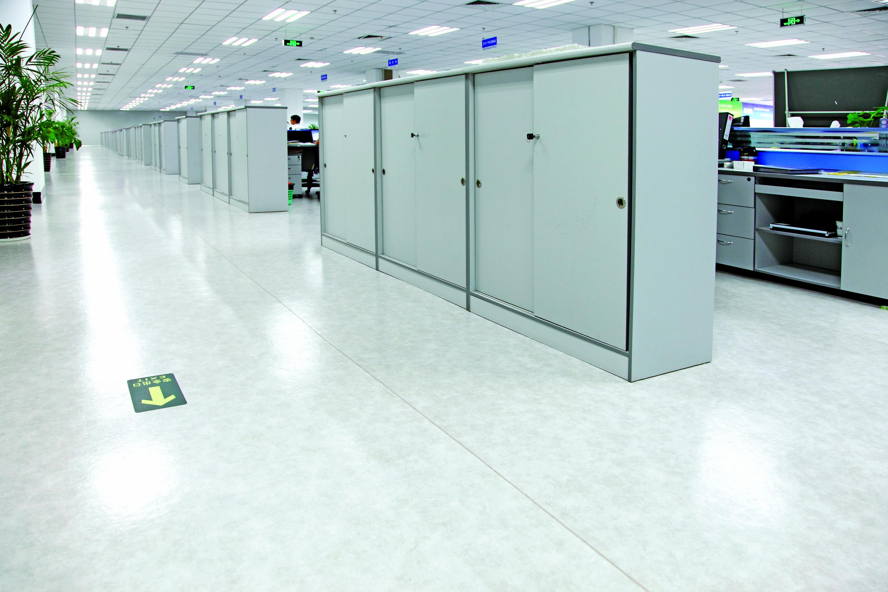 PVC塑胶地板在装修好后能达到什么效果【腾方PVC地板】