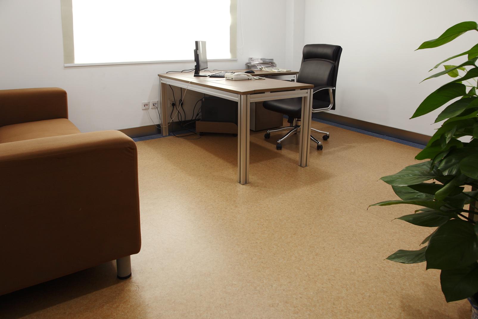 选择PVC地板的一些小窍门【腾方PVC地板】
