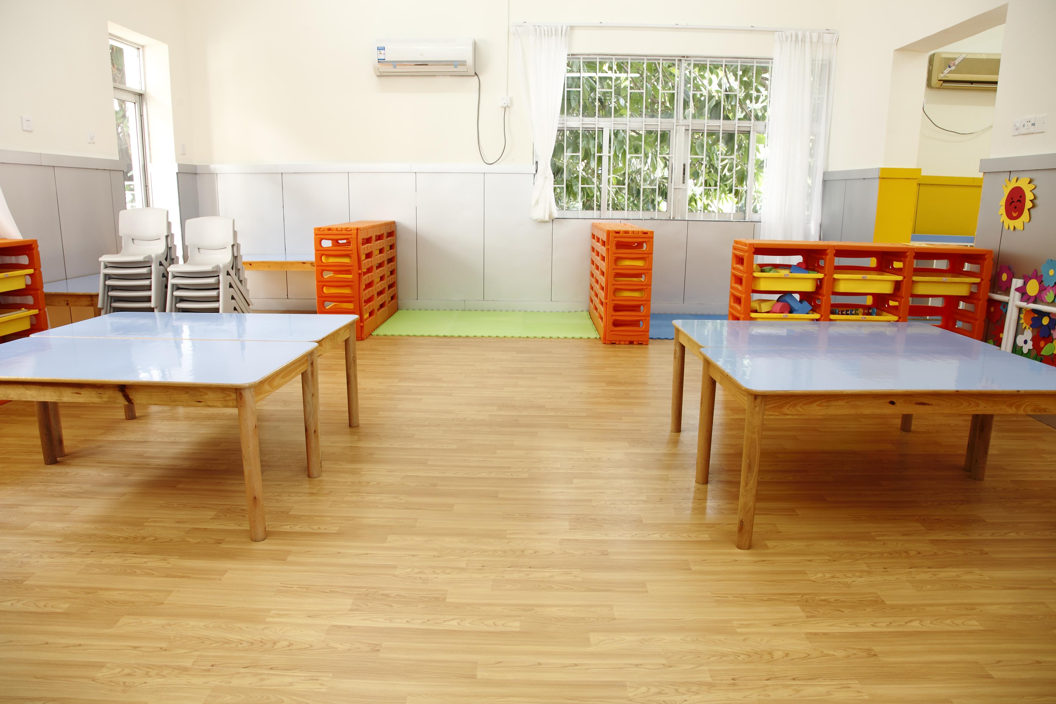 十年销售老师傅告诉您选购幼儿园塑胶地板的技巧【腾方PVC地板】