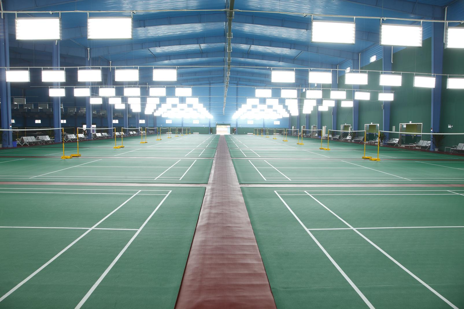 PVC运动塑胶地板的日常养护要点【腾方PVC地板】