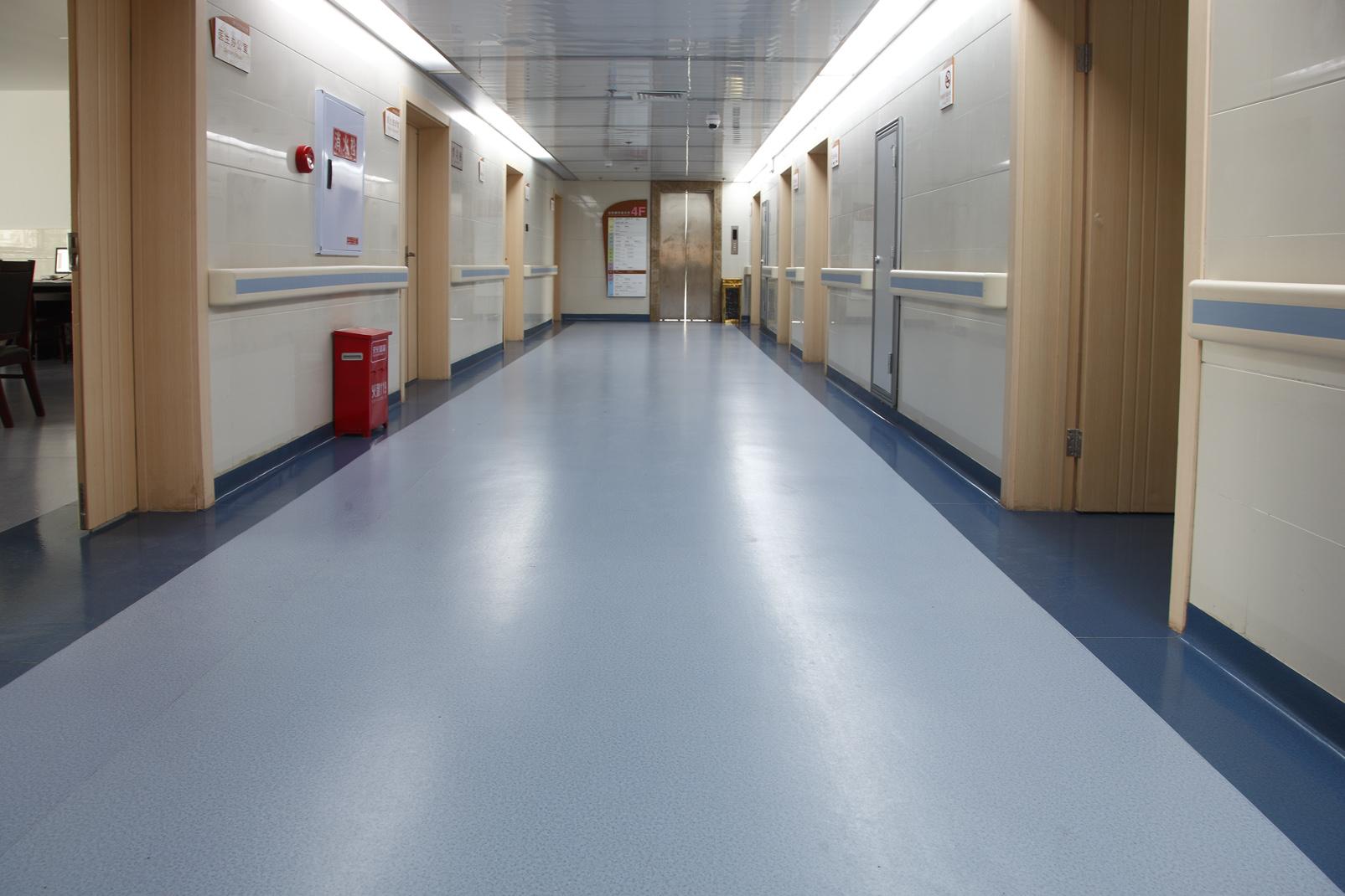 PVC塑胶地板常让人误解的地方【腾方PVC地板】