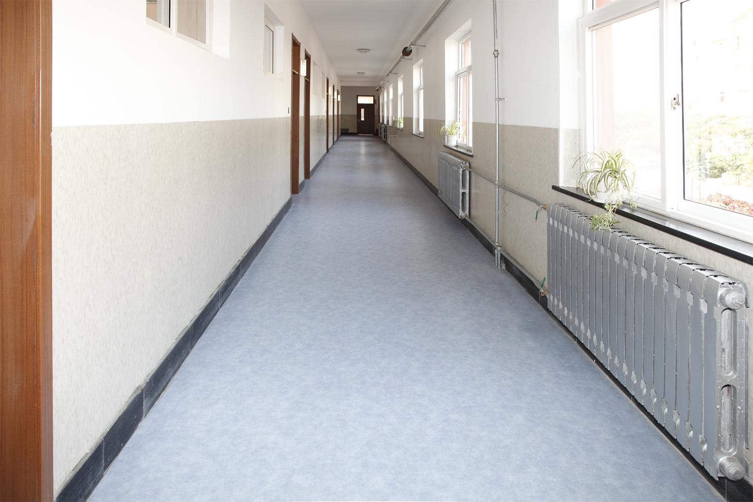 说一说PVC地板的几种保养方法【腾方PVC地板】
